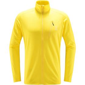 Haglöfs L.I.M Mid Chaqueta Hombre, signal yellow